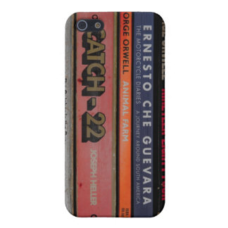 Catch -22, 1984, Che, Catcher in the Rye - iPhone/ Cover For iPhone SE/5/5s