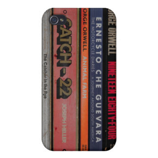 Catch -22, 1984, Che, Catcher in the Rye - iPhone/ Covers For iPhone 4