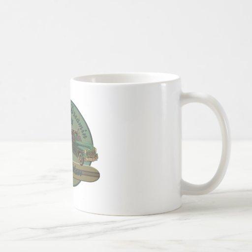Catch a California Dreamin Surf Wave Coffee Mugs
