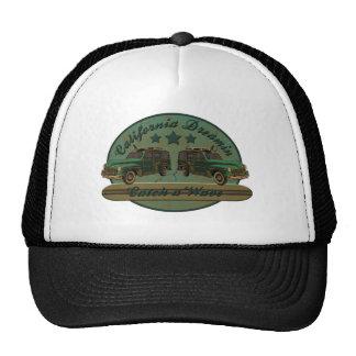 Catch a California Dreamin Surf Wave Trucker Hat
