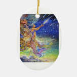 Catch a Falling Star Christmas Ornament