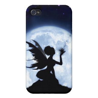 Catch a Falling Star Fairy Iphone 4 Case Cover