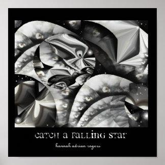 Catch A Falling Star Print