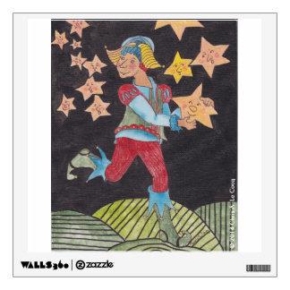 Catch a Falling Star Room Sticker