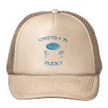 Catch A Flick Frisbee Trucker Hats