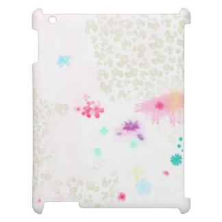 Catch a flower cover for the iPad