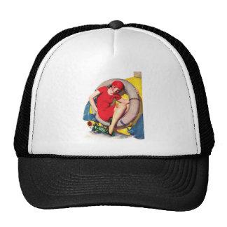 Catch a Ride Trucker Hat