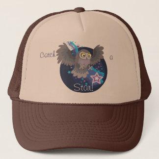 Catch a Star!~owl hat