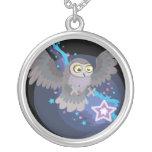 Catch a Star!~ owl necklace