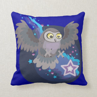 Catch a Star~ Owl pillow