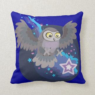 Catch a Star~ Owl pillow