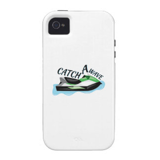 Catch A Wave Case-Mate iPhone 4 Covers