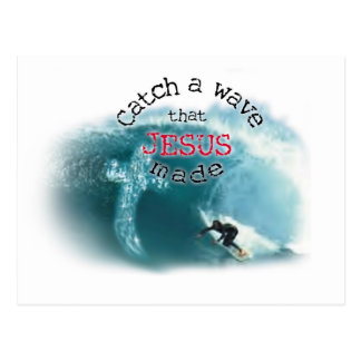 Catch a Wave Postcard