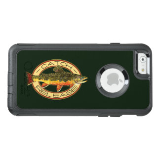 Catch and Release Brook Trout Fishing OtterBox iPhone 6/6s Case
