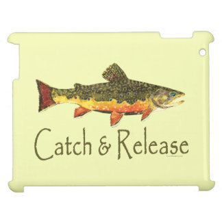 Catch and Release Fishing Case For The iPad 2 3 4
