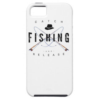 Catch and Release Fishing iPhone Case