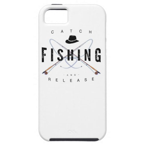 Catch and Release Fishing iPhone Case iPhone 5 Covers