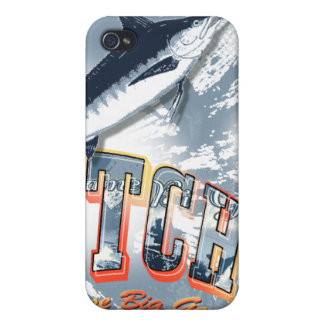 CATCH AND RELEASE iPhone 4 COVER