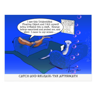 Catch-and-Release Postcard