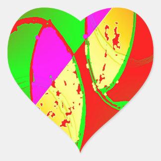 Catch Boom 1 Heart Sticker