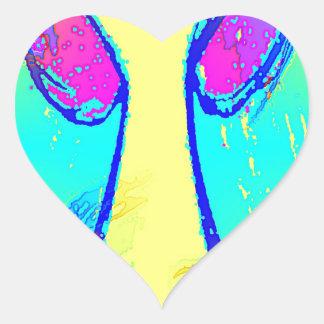 Catch Boom 3 Heart Sticker