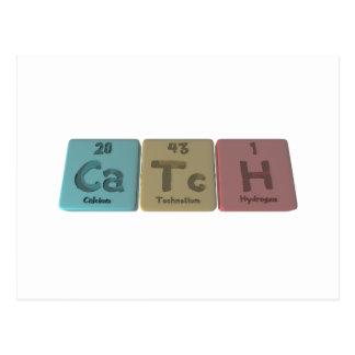 Catch-Ca-Tc-H-Calcium-Technetium-Hydrogen.png Postcard
