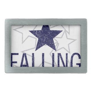 catch falling star belt buckle