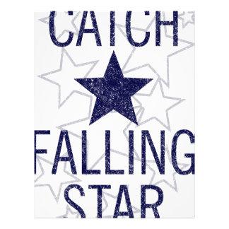 catch falling star letterhead