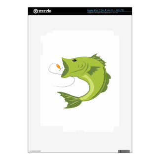 Catch Fish Skins For iPad 3
