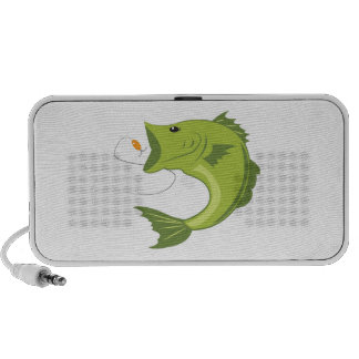Catch Fish Portable Speakers