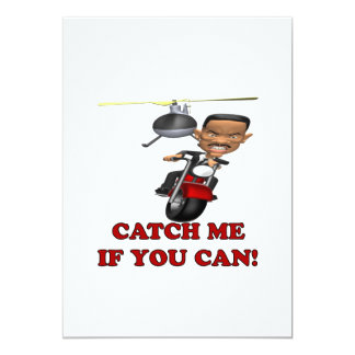 Catch Me If You Can 2 Card