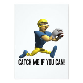 Catch Me If You Can Card