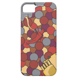 Catch me if you can iPhone Case