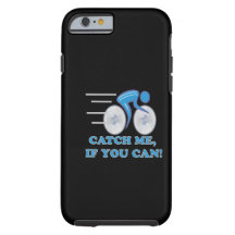 Catch Me If You Can Tough iPhone 6 Case