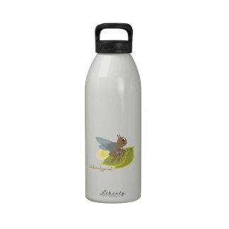 Catch Me If You Can Reusable Water Bottle