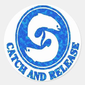 Catch n Release Sticker