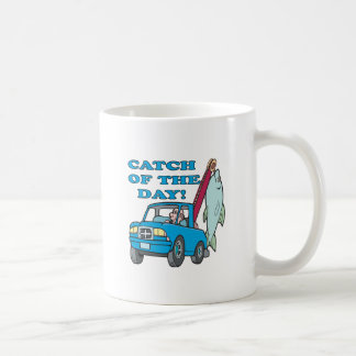 Catch Of The Day 2 Coffee Mugs
