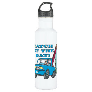 Catch Of The Day 2 24oz Water Bottle