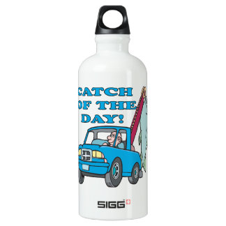 Catch Of The Day 2 SIGG Traveler 0.6L Water Bottle