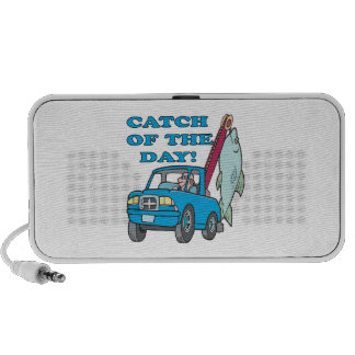 Catch Of The Day 2 iPhone Speakers