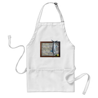 Catch of the Day Adult Apron