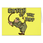 Catch Of The Day Fishing T-shirts Gifts Greeting Card