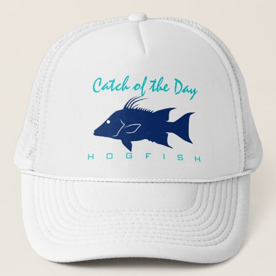 a10ae916f428c Catch of the Day - Hogfish Fishing Hat
