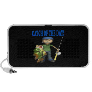 Catch Of The Day iPod Speaker
