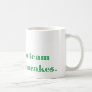 Catch Phrase Mug (325 ml) - Go Team Pancakes