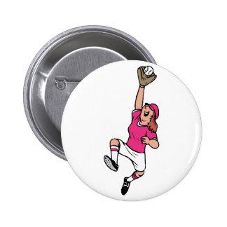 Catch! Pinback Button