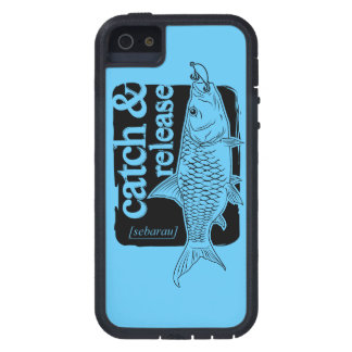 Catch & release case for iPhone SE/5/5s