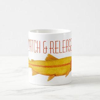 Catch & Release Coffee Mug