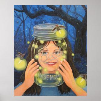 Catch & Release (Fireflies) Poster