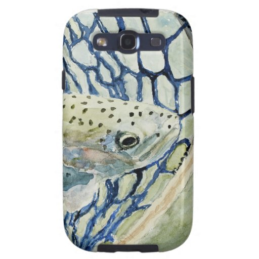 Catch & Release Fishing Designs Galaxy SIII Case